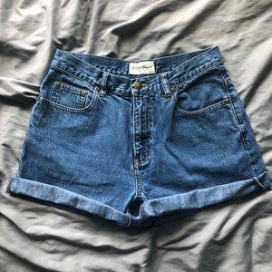 vtg high waisted shorts 💕